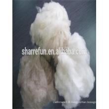 Sharrefun whosale 100% fibre de cachemire épilée pour filature