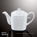2016 Hotel & Restaurant Keramik Kaffeetopf, Fabrik Geschirr Pot für Cafe, Porzellan Teetopf
