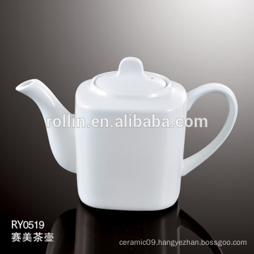 Hot selling Ceramic Coffee Cup Pot, Crockery mugs pot sets, Big Bulk Porcelain Coffee Pot