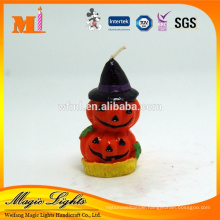 Decoration Pumpkin Shaped Halloween Candle