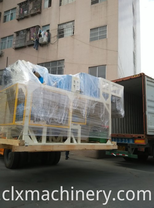 packing film making machine