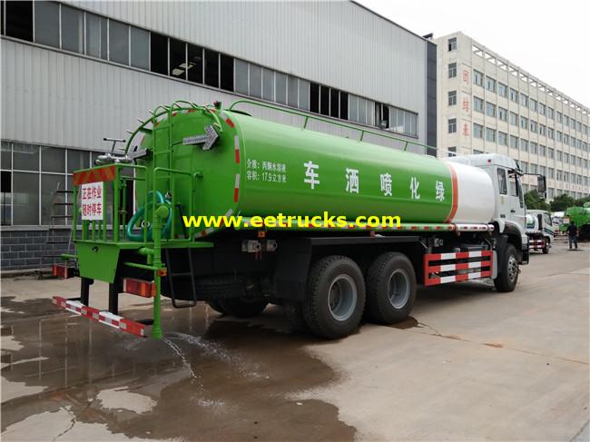 Sprinkler Water Trucks