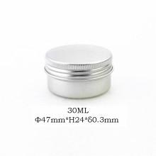 30 мл Алюминиевая банка Jar Natural Jar
