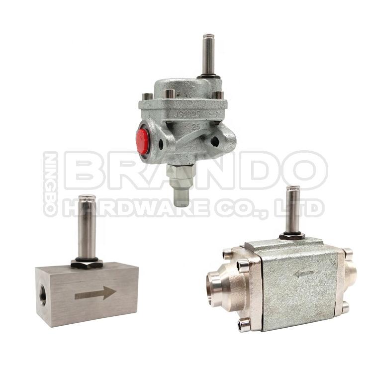 ammonia refrigeration solenoid valve