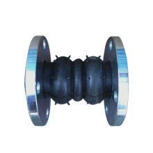 Double-Sphere Rubber Expansion Joint, DN20-DN1000mm Range
