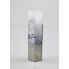 Vase en verre plaqué pour la pièce maîtresse de table