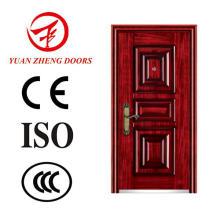 Puerta corredera de seguridad de hierro