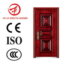 Sliding Entrance Iron Security Door