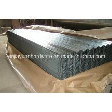 Corrugated Galvanized Roofing Steel Sheet
