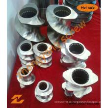 Hochwertiges und Standard-Doppelschneckenextruder-Schneckenelement