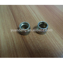 Precision CNC Turning Nickel plated Knurled Insert Nuts