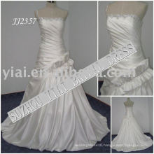 2011 latest elegant drop shippiong freight free ball gown style 2011 wedding dress JJ2357