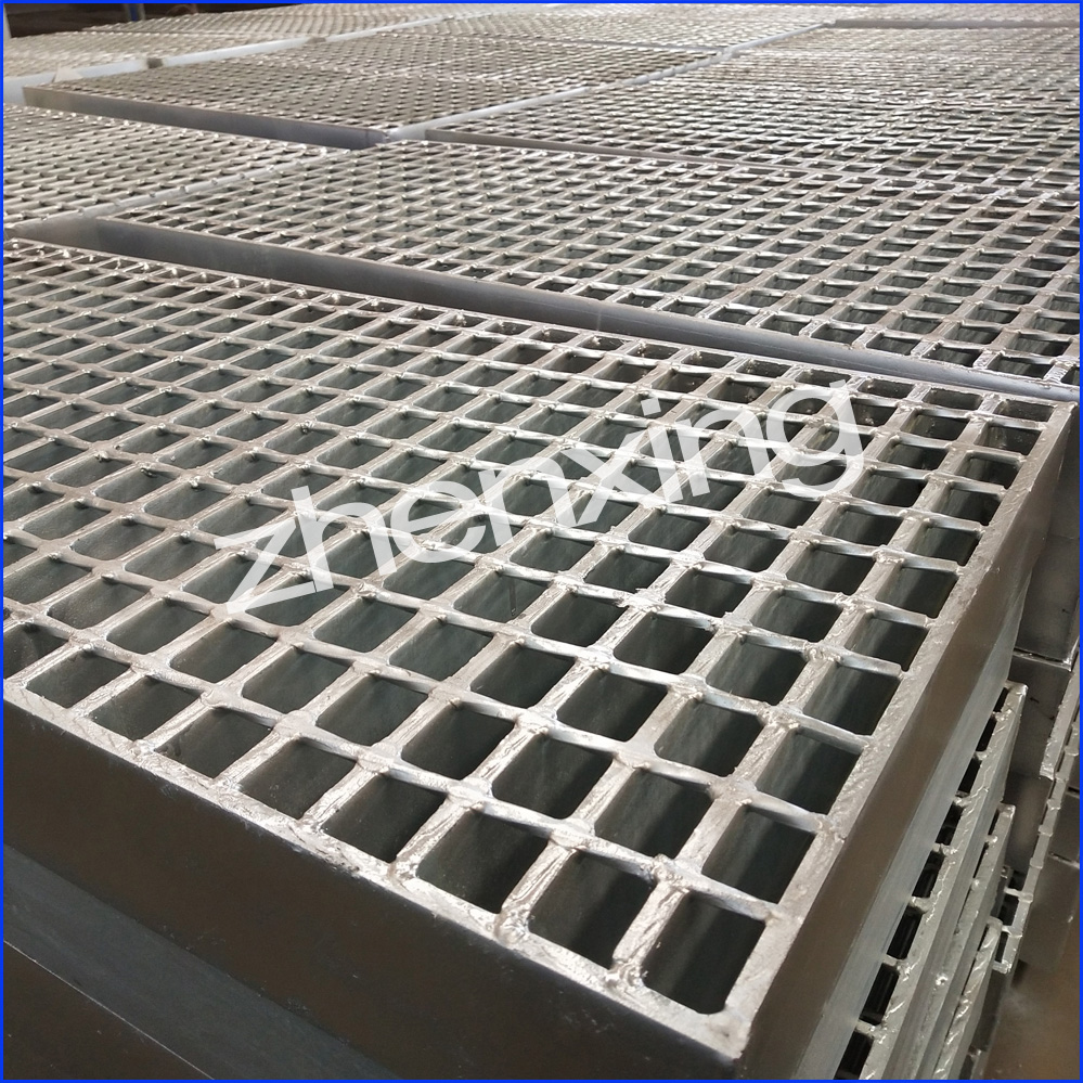 Heavy Load Welded Metal Grating