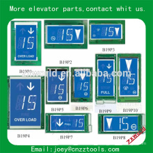 Elevator Station Display LCD display for elevator LOP and COP Elevator Display