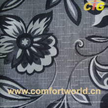 Tissu de rideau jacquard (SHCL04243)