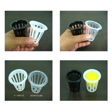 Hydroponic Grow Systems Plastic Engraftment Basket