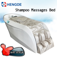 Shiatsu therapy body massage bed beauty salon equipment / hair massage bed