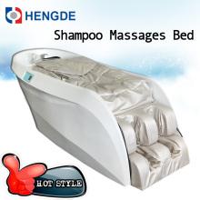 Equipamento do salão de beleza da cama da massagem do corpo da terapia do Shiatsu / cama da massagem do cabelo