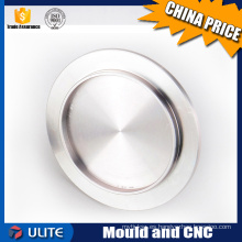 Mecanizado del CNC del OEM / ODM, mecanizado de la pieza de aluminio del torno del CNC