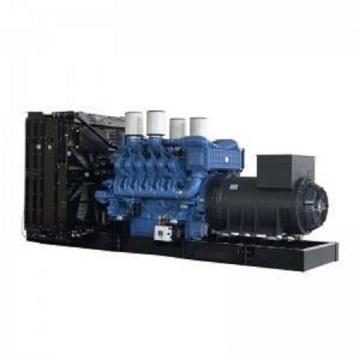 Grupo electrógeno diesel abierto MTU