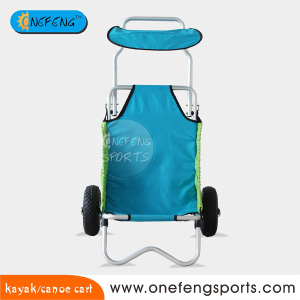 Aluminum Multifunction beach cart,fishing cart