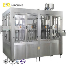 3000BPH Flaschen-Mineralwasser-waschende füllende mit einer Kappe bedeckende Maschine