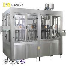 Máquina que capsula de relleno del agua mineral de la botella 3000BPH que capsula