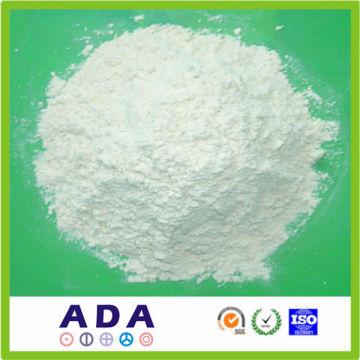 Hidróxido de aluminio para la superficie sólida