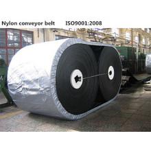 Multiplier la bande transporteuse en caoutchouc Nylon
