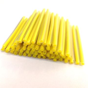 colorful fiber optcial cable sleeve smouves shrink tube