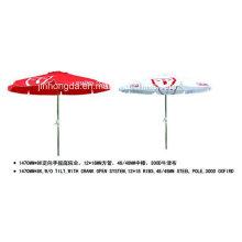 1470mmx8k 300d Oxford tissu ouvert système de patio parapluie (ysbea0028)