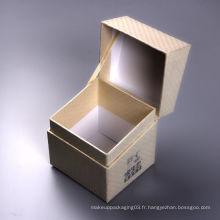 Emballage cosmétique à lèvres Flip Top pour crème faciale