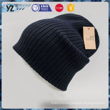 Factory Popular simple design ladies knit hats Fastest delivery