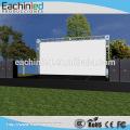 Stadiums-und Strukturdesign P3.9 / P4.8 führte Wand, LED-Schirm-Panels Miete für bewegliche Stadien hd freie videos