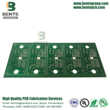 2 couches standard PCB FR4 Tg135 2oz