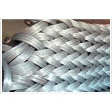 Alambre de hierro galvanizado Electro 20ga