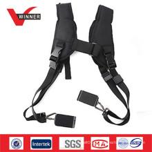 Cinto de suspensão de cinta de poliéster profissional de ombro duplo