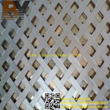 High Quality Aluminum Perforated Sheet