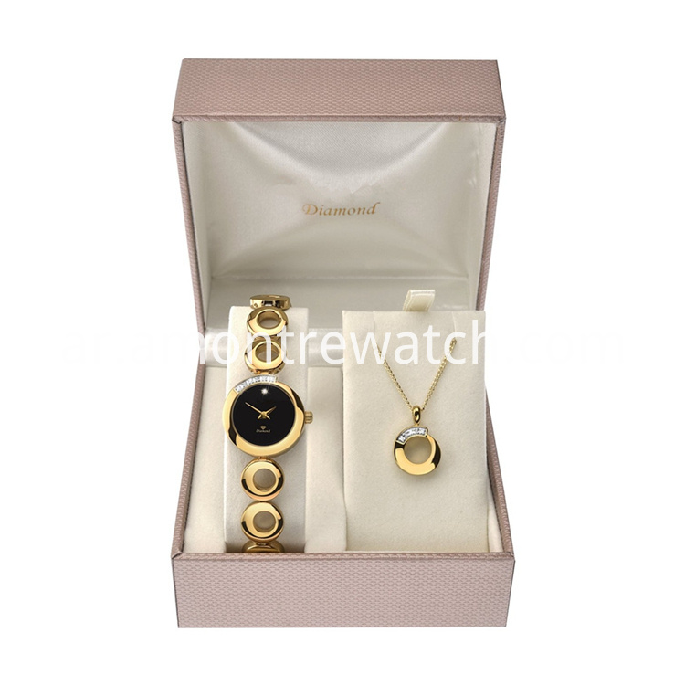 Watch bracelet set