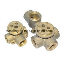 Corps en laiton forgé de valve pour la partie de valve