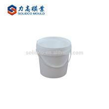 El mejor fabricante plástico de encargo profesional del cubo de la pintura del cubo de la pintura del precio moldea