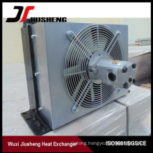 China Supplier Aluminum Plate Oil Cooler For Hydraulic Oil Cooling System