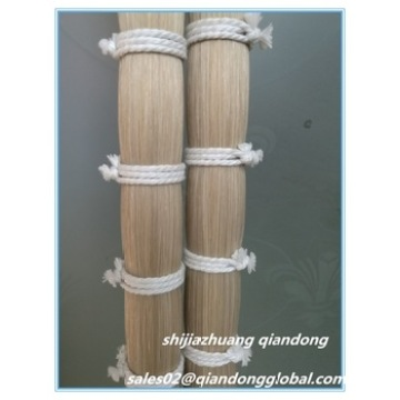 Mongolia Natural White Horse Tail Hair