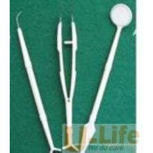 Одноразовый набор для стоматологии с CE и ISO (3 в 1)