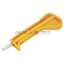 Punch Down Tool for combination impact torque tool function