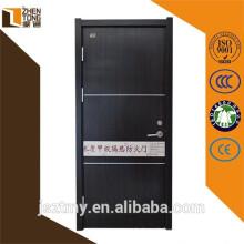 Billig Großhandel eine Stunde Feuerschutz Tür, Tür-Design Holzplatte, Vision Panel Brandschutztüren