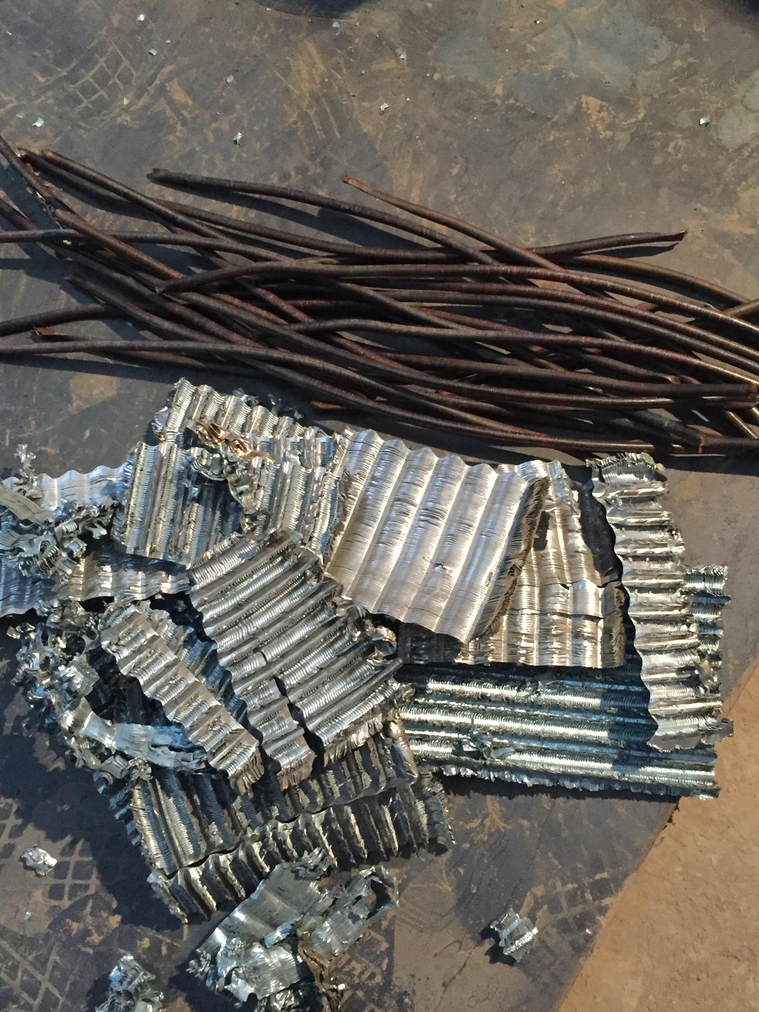 copper aluminum separating