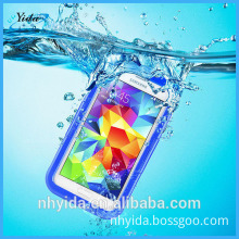 Waterproof case for samsung galaxy s3 Shockproof PVC Protective Plastic Mobile phone Case