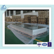 1100 3003 5052 6061 Aluminum Curtain Wall Sheet