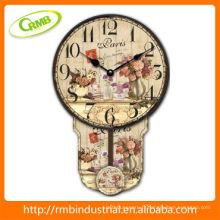 2014 modèles chauds d'horloge murale ajanta (RMB)